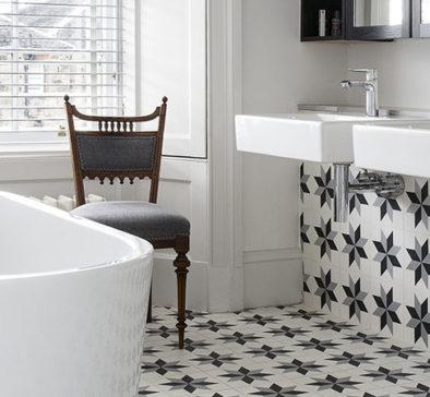realisation carrelage salle de bain